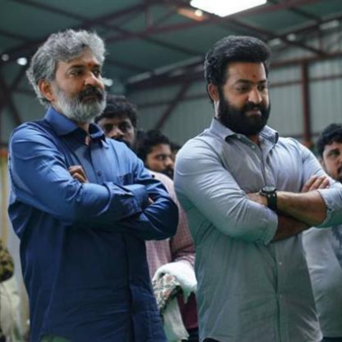 RRR: Makers to announce the female lead opposite Jr NTR today; Read details