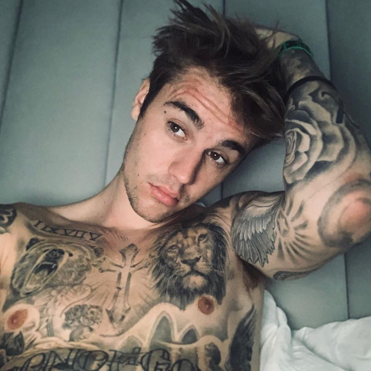 Amidst Taylor Swift & Scooter Braun battle, Justin Bieber confesses he's having a 'rough day'