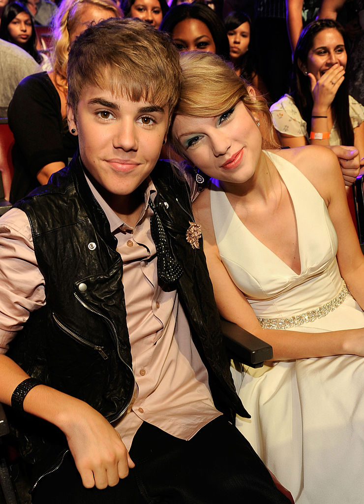 Justin Bieber states he's 'always homies' with Taylor Swift inspite of taking Scooter Braun's side in the rift