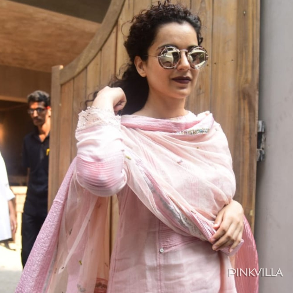 PHOTOS: Kangana Ranaut is the perfect muse for glam & style as she heads out in the city