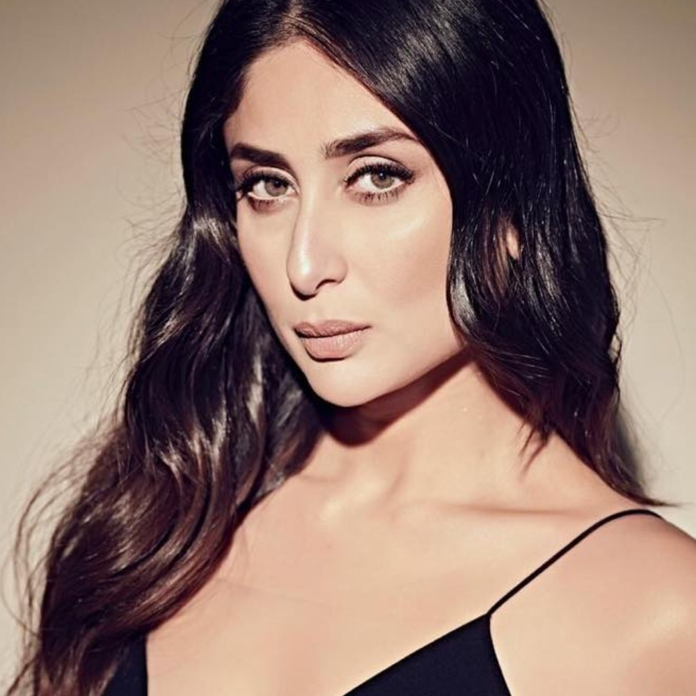 Kareena Kapoor Khan is the bedazzling beauty in black as she graces a magazine cover; Check it out