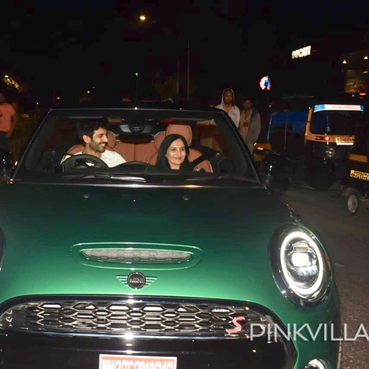 EXCLUSIVE: Kartik Aaryan fulfils his mother's once upon a time wish on her birthday; gifts her a swanky car