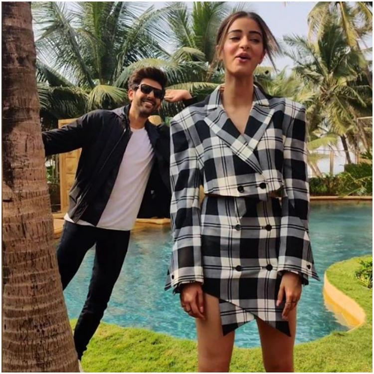 Kartik Aaryan on dating Pati Patni Aur Woh co star Ananya Panday: Don't want to talk about my personal life