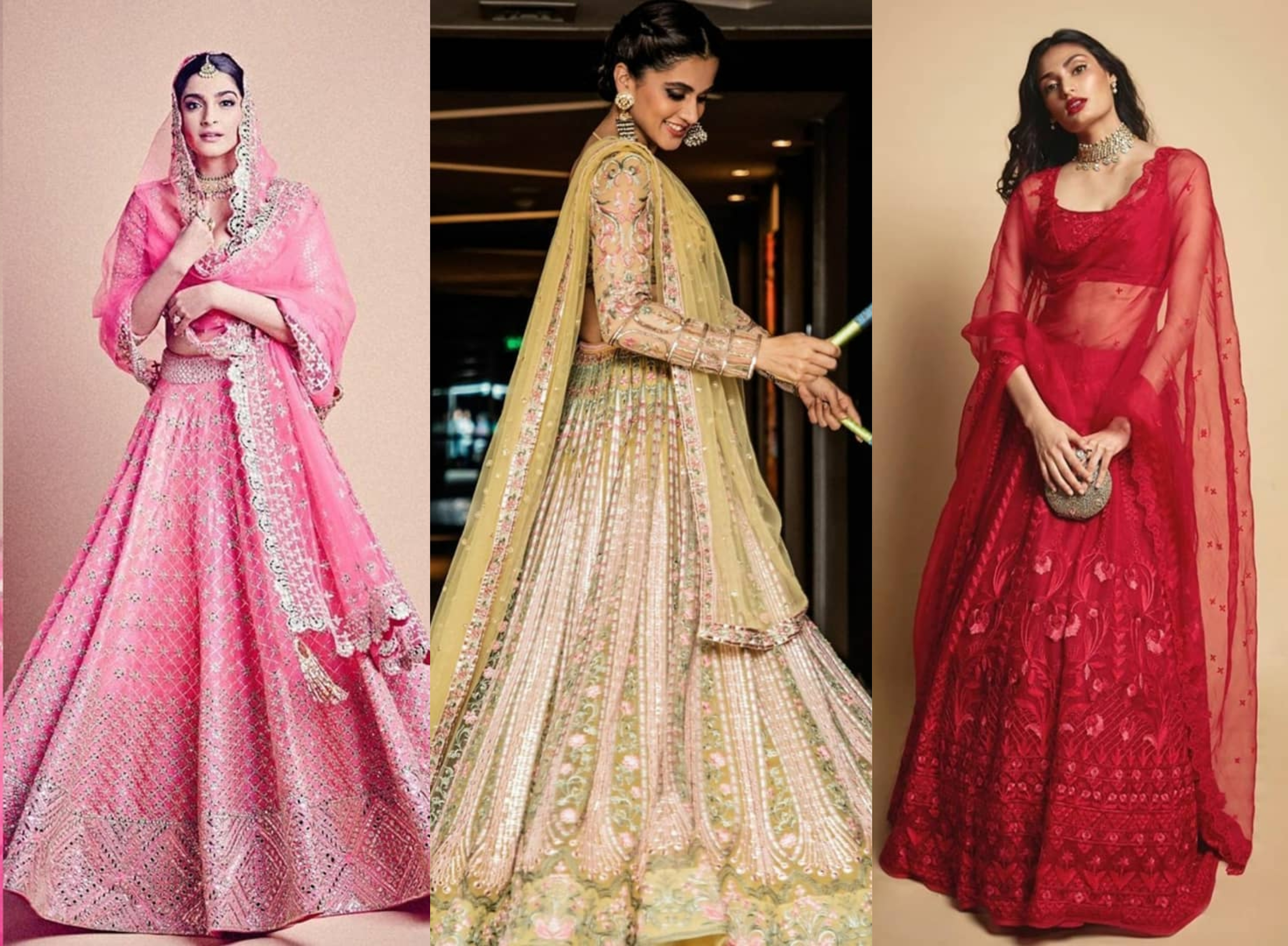 Looking for the perfect Karva Chauth outfit? Get inspired by THESE celebrity looks