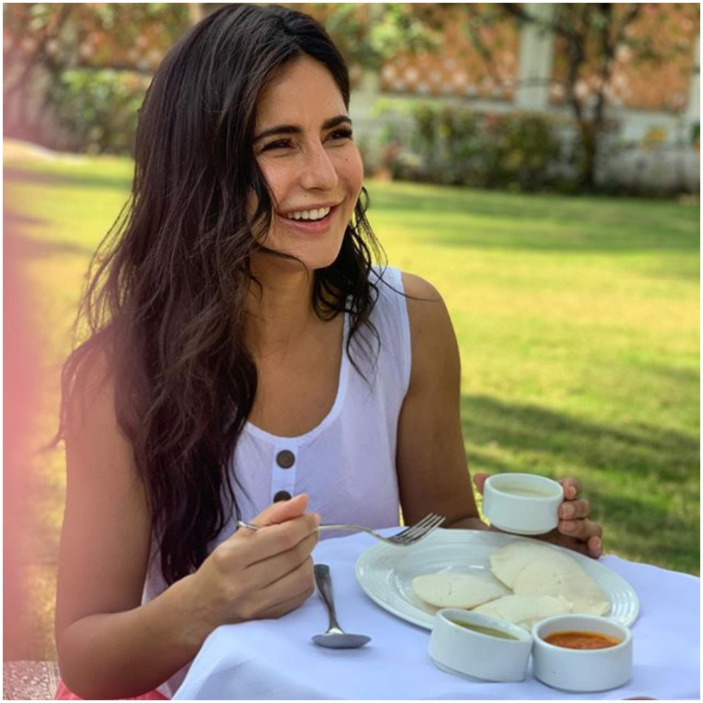 Katrina Kaif nails Akshay Kumar's 'What's In Your Dabba' challenge & REVEALS how she keeps fit; Check it out