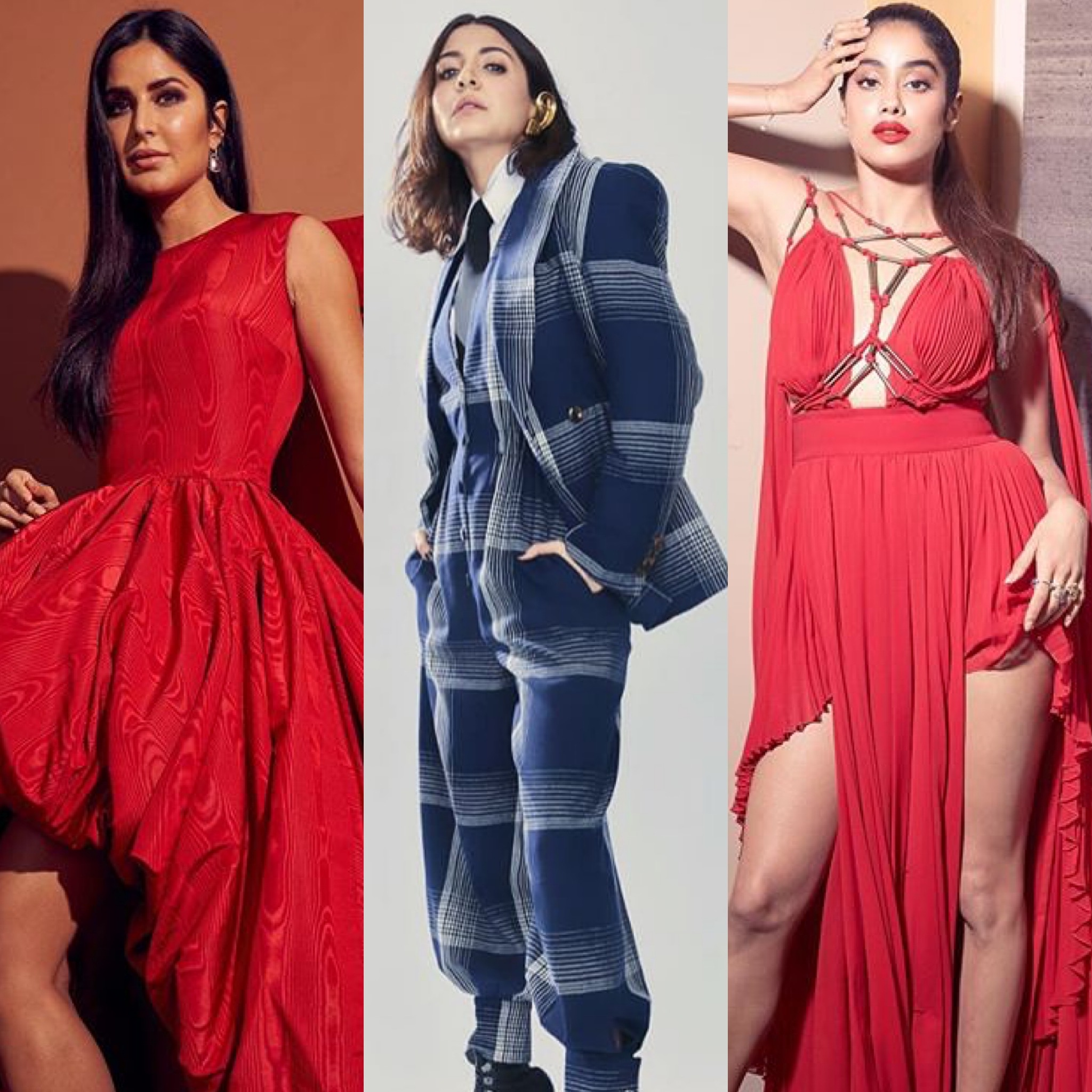 Katrina Kaif, Anushka Sharma, Janhvi Kapoor & more at Vogue Women of the Year 2019; Who was your best dressed?