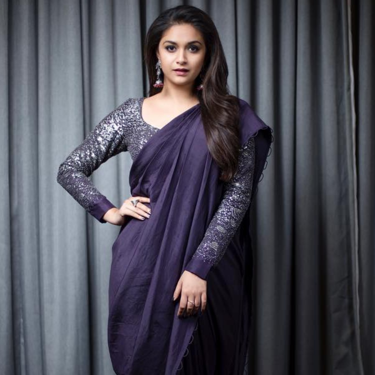 Keerthy Suresh thanks fans for showering her with love and blessings; Says 'Take a seat & grab your popcorns'