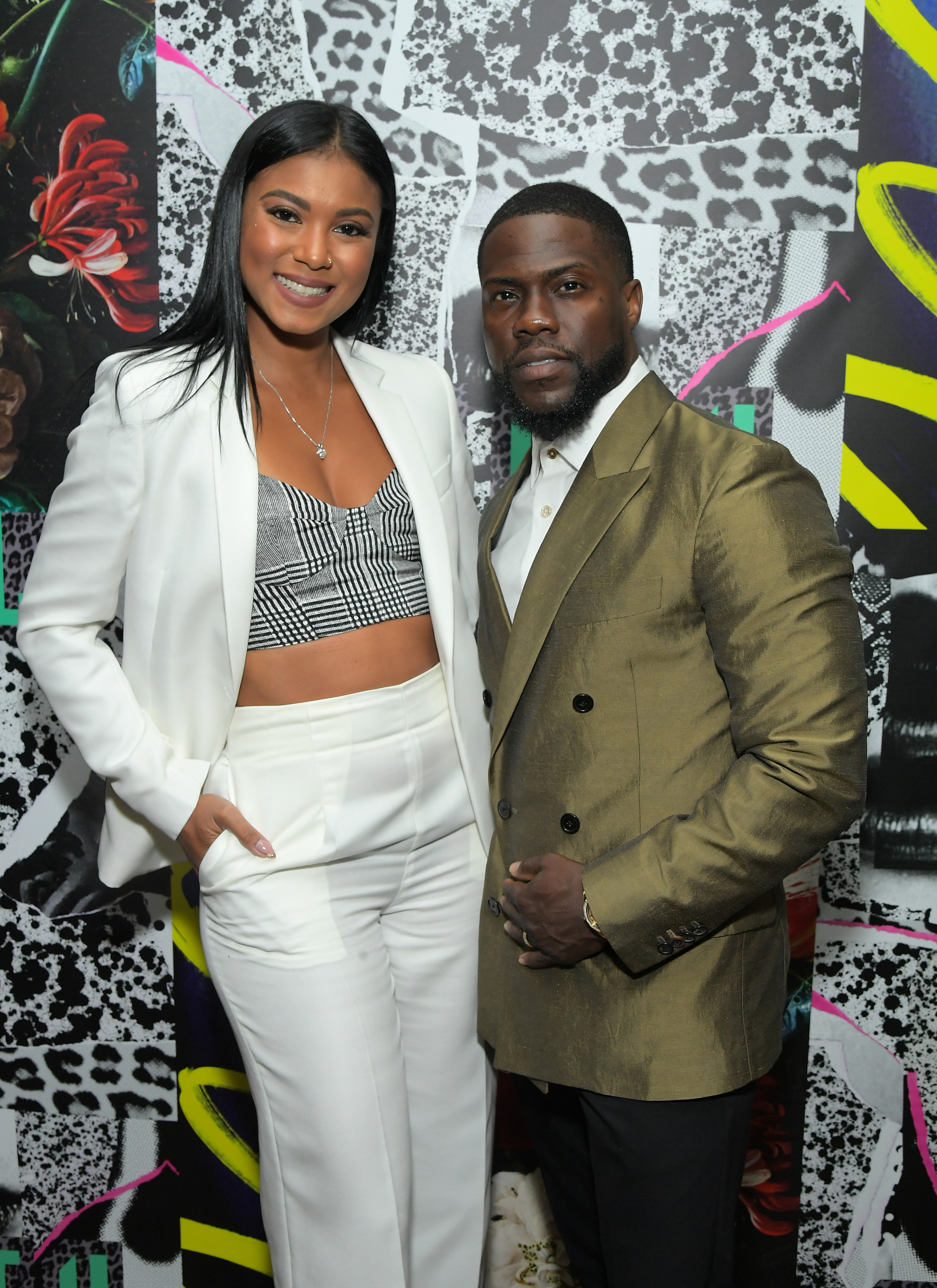 Kevin Hart enjoys a rare date night with wife Eniko Hart post recovery from deadly car accident; DEETS INSIDE