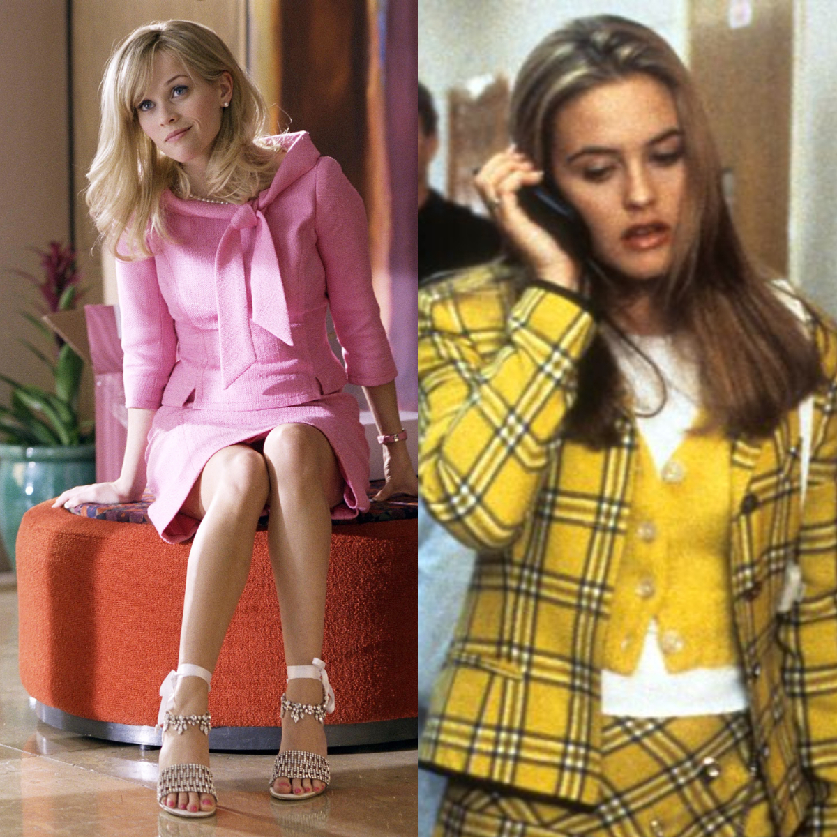 Top 5 movies which have characters who wore some iconic outfits