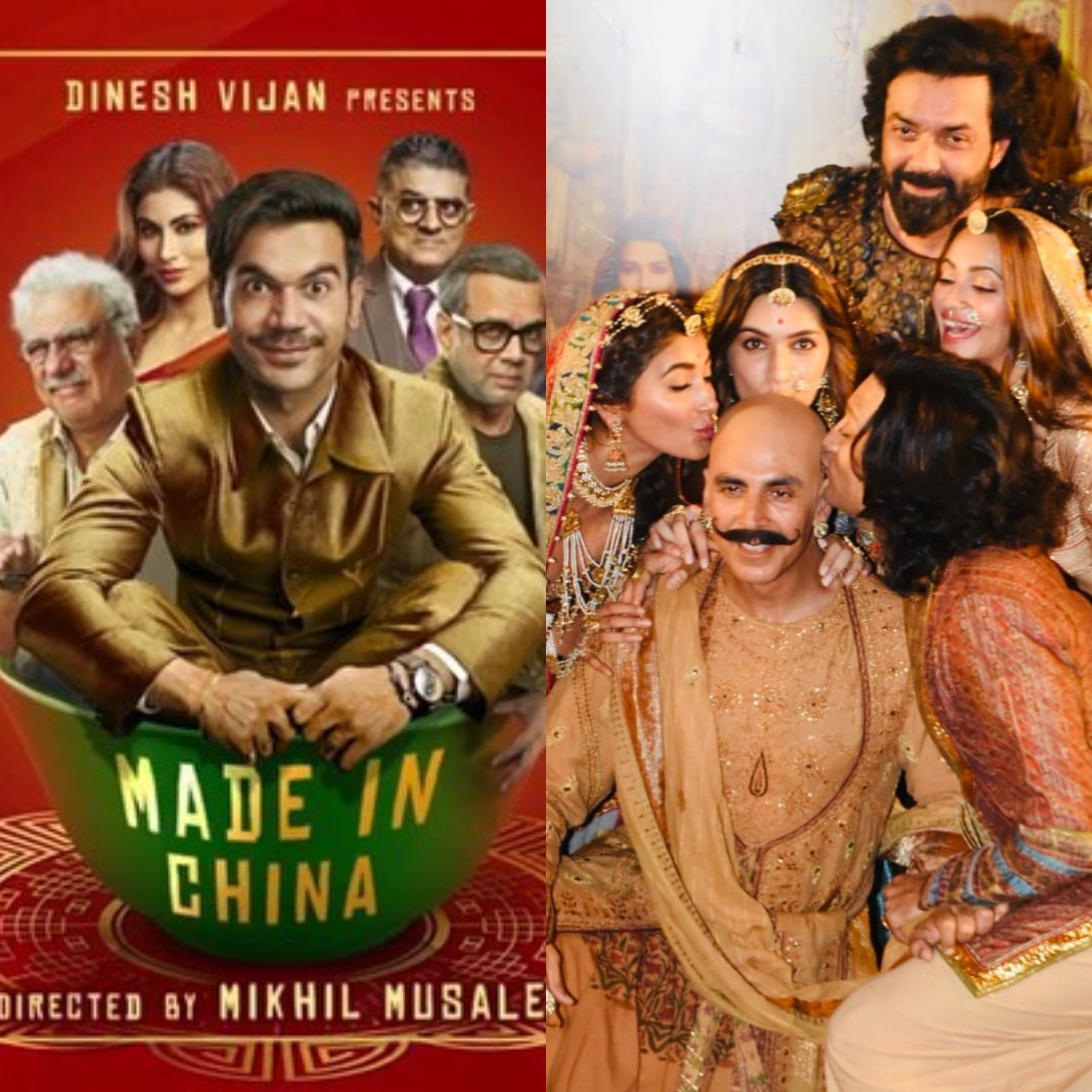 Rajkummar Rao starrer Made In China's director has THIS to say on clash with Akshay Kumar's Housefull 4