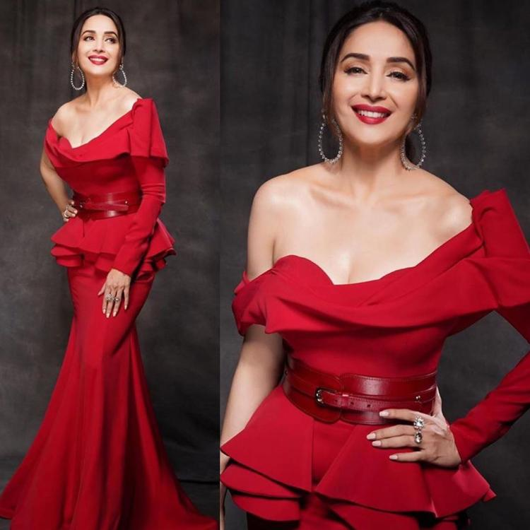 Get fit like Madhuri Dixit with her weight loss secret; Details inside