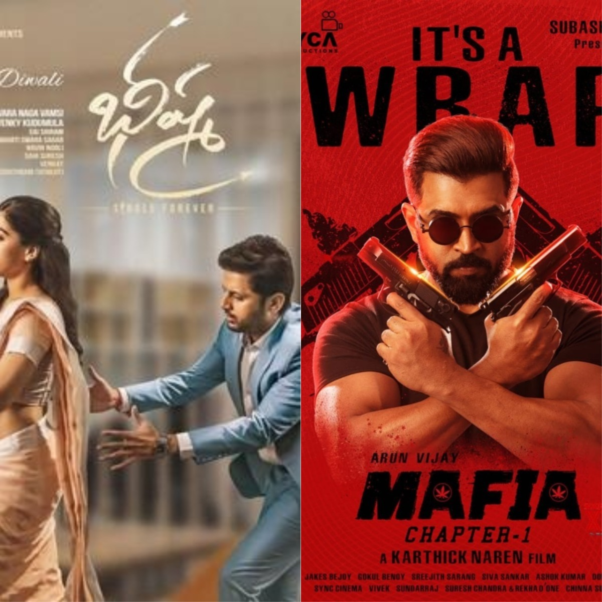 Tamilrockers Leak Mafia And Bheeshma Full Hd Movie Online Piracy Website Hits Latest South Releases Pinkvilla