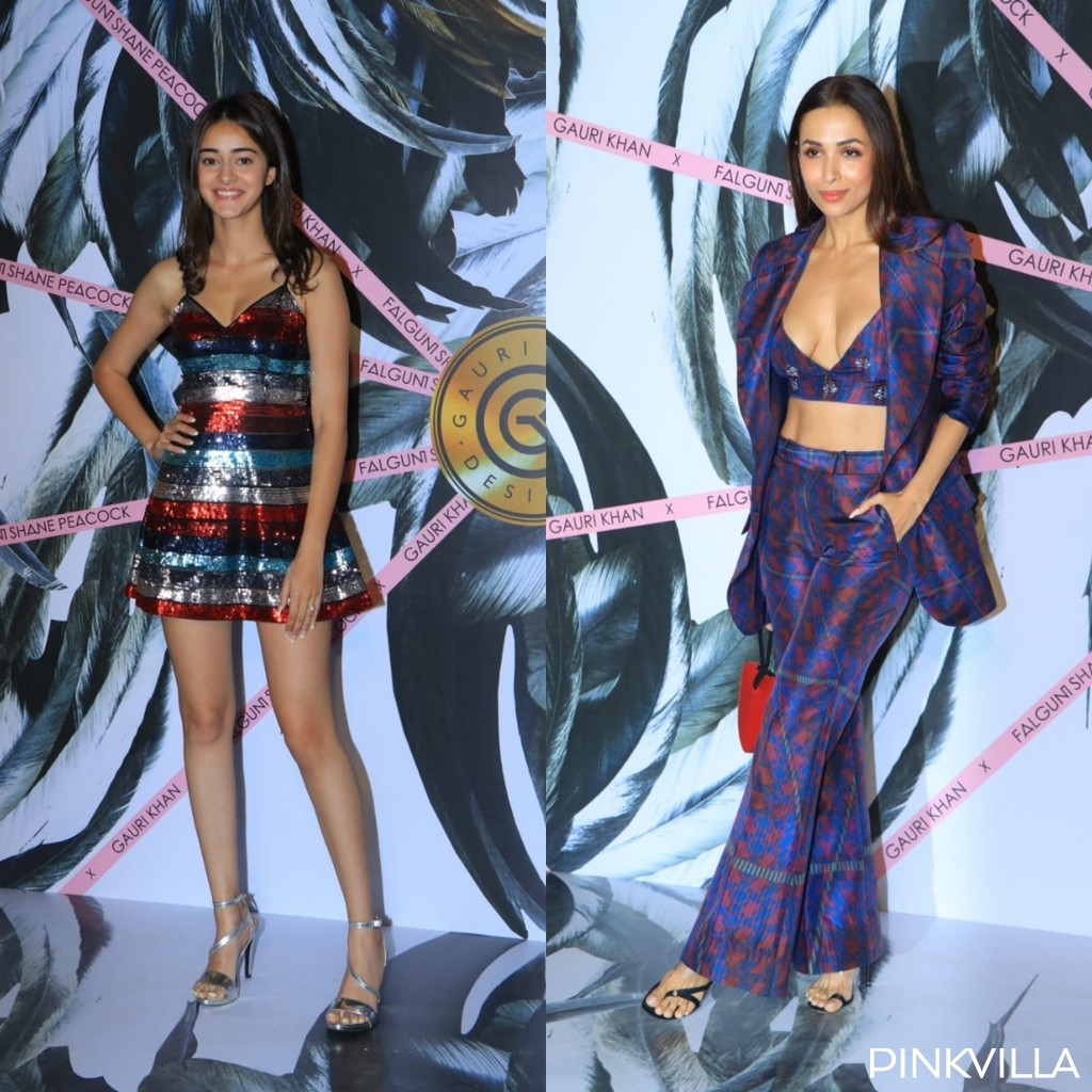 PHOTOS: Ananya Panday, Malaika Arora and others look stunning as they attend an event
