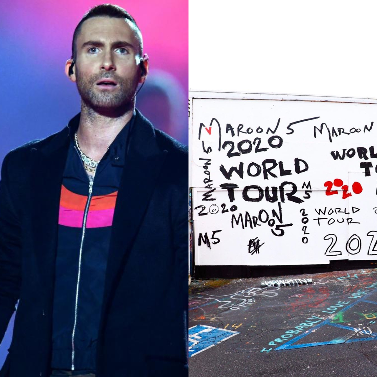 Maroon 5's 2020 tour will enthral the fans at Portland in August next year; Read details