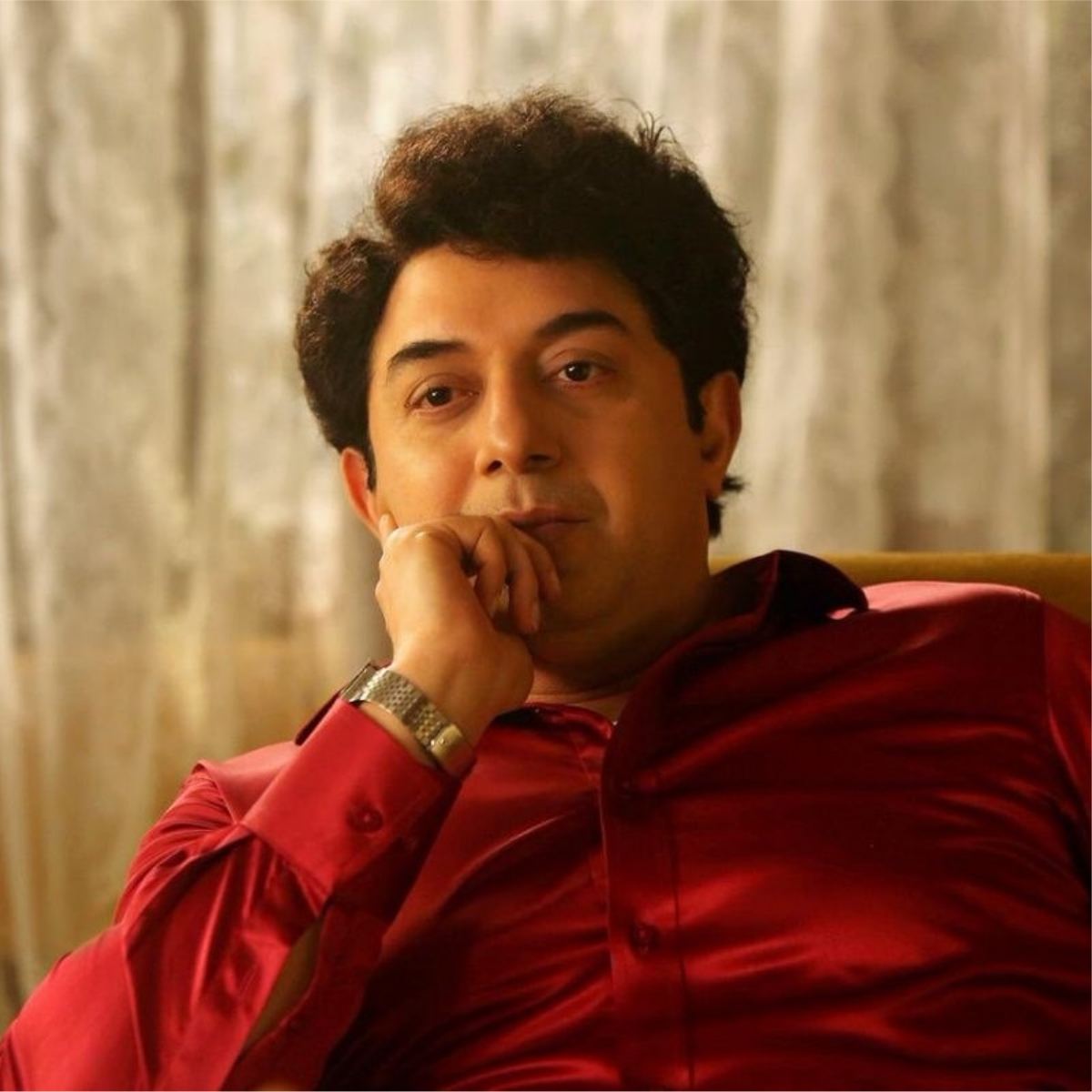 Arvind Swami's first look as MGR in Jayalalithaa biopic Thalaivi REVEALED