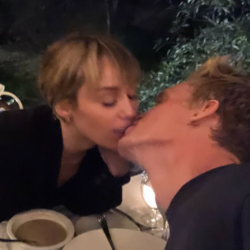 Miley Cyrus shares a kiss with Cody Simpson and teases new music penned for her in latest post