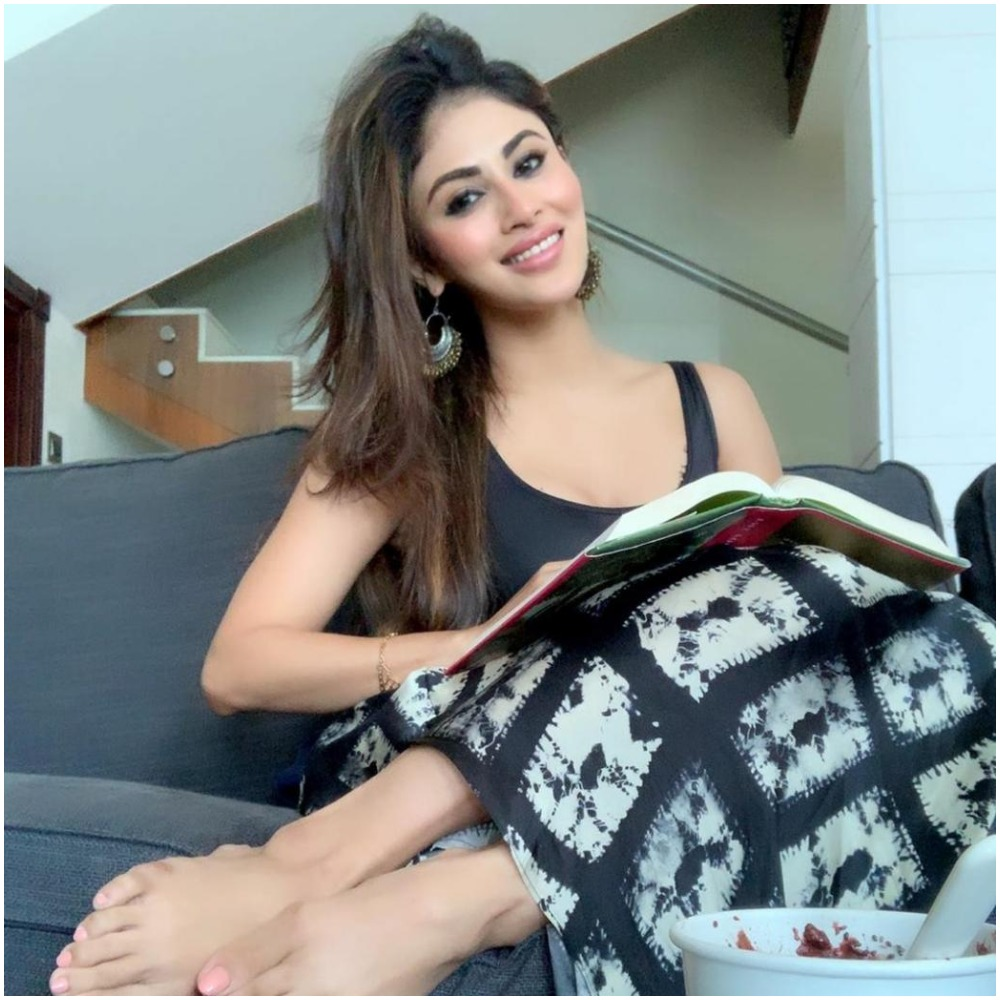 Mouni Roy looks dazzling in her latest post as she shares