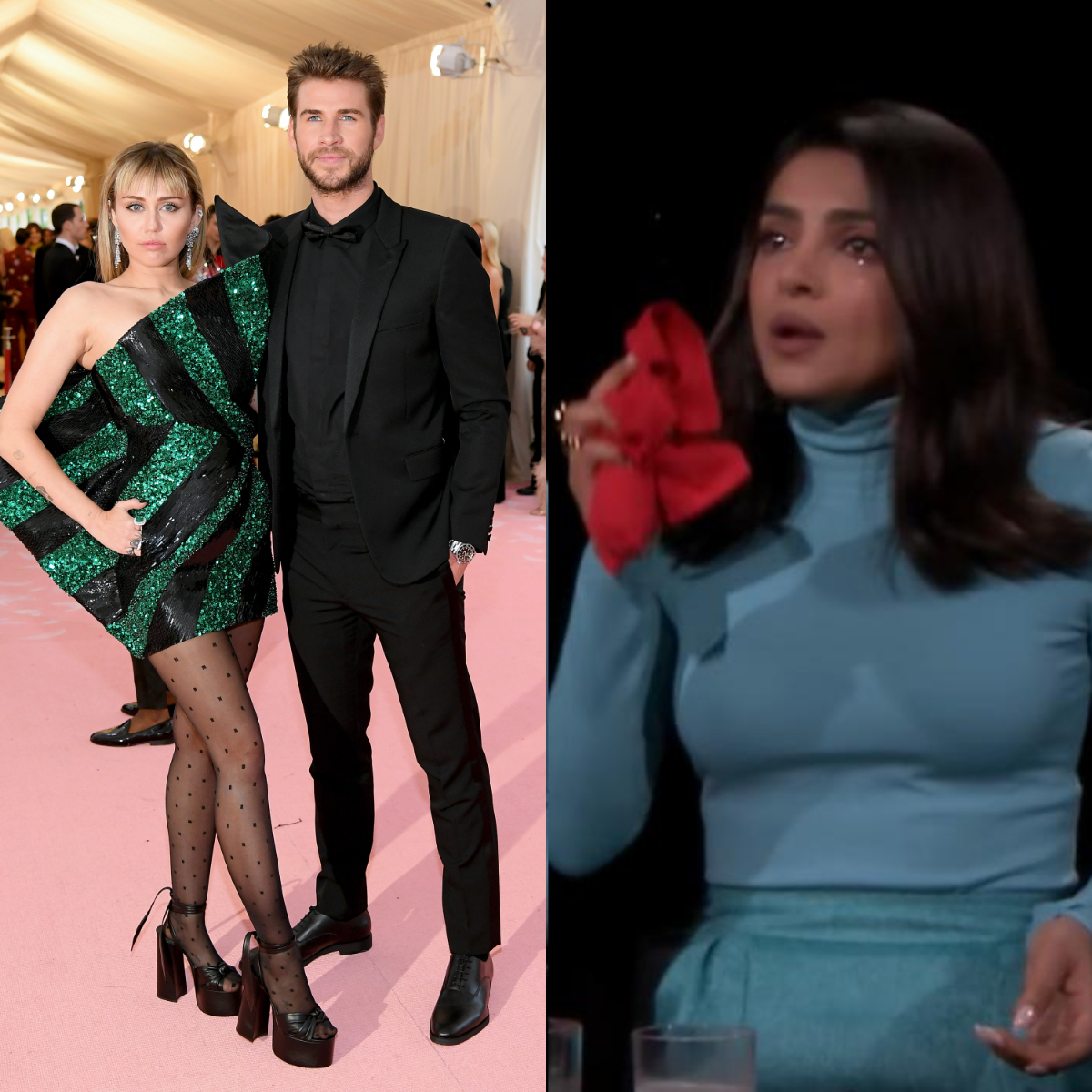 Hollywood Newsmakers of the Week: Liam Hemsworth moves on from Miley Cyrus to Priyanka Chopra shedding tears