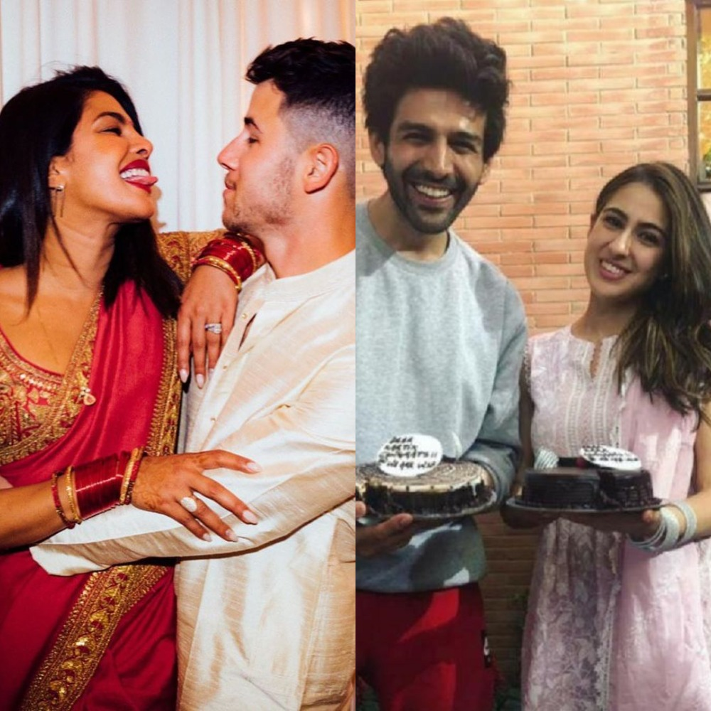 Newsmakers of the Week: Priyanka Chopra & Nick Jonas' Karwa Chauth to Sara Ali Khan & Kartik Aaryan's break up