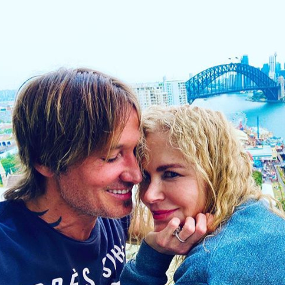 Nicole Kidman and Keith Urban wish their fans in an adorable New Year's video; WATCH