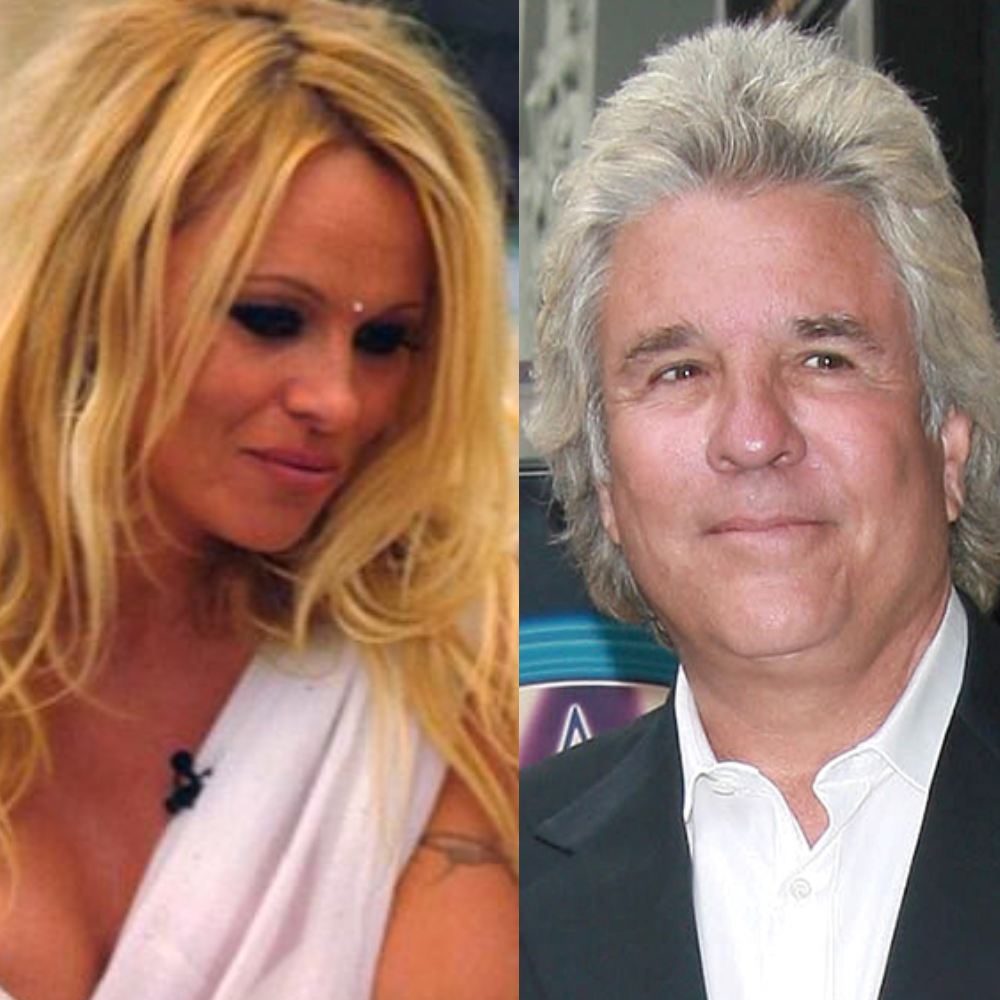 Pamela Anderson gets married for the fifth time; Takes the plunge with Jon Peters