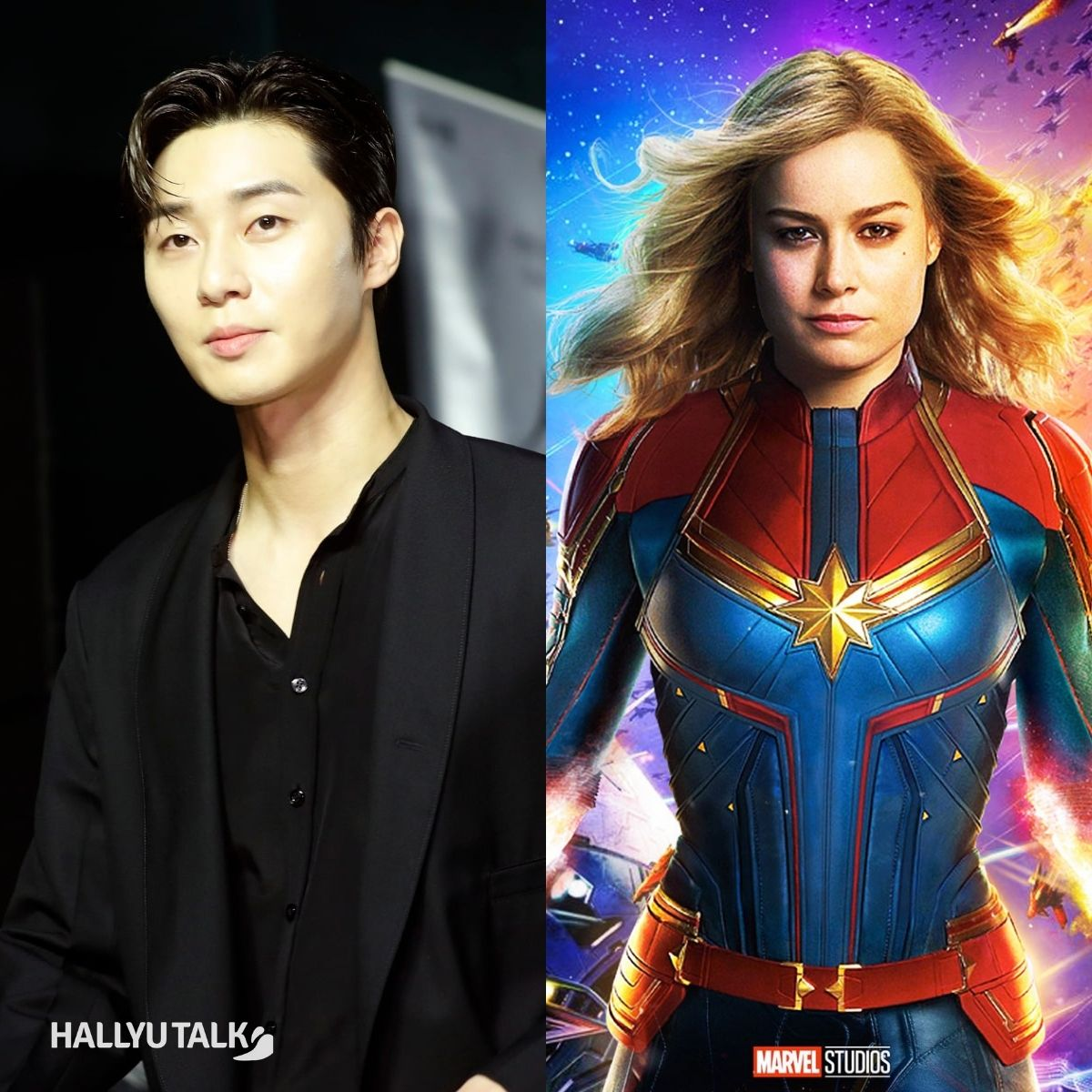 Park Seo Joon to star in MCU's Captain Marvel 20 with Brie Larson ...