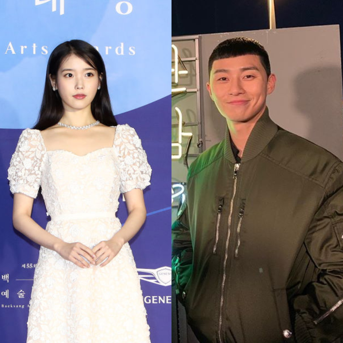 Dream movie starring Park Seo Joon and IU wraps Korean schedule