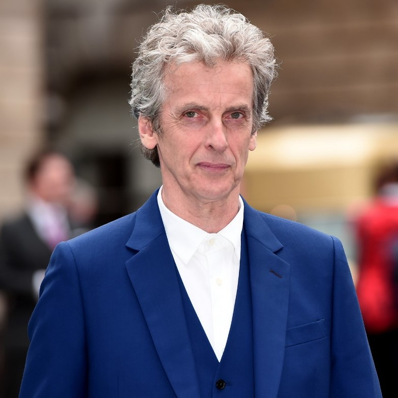 Peter Capaldi joins the cast of 'The Suicide Squad'