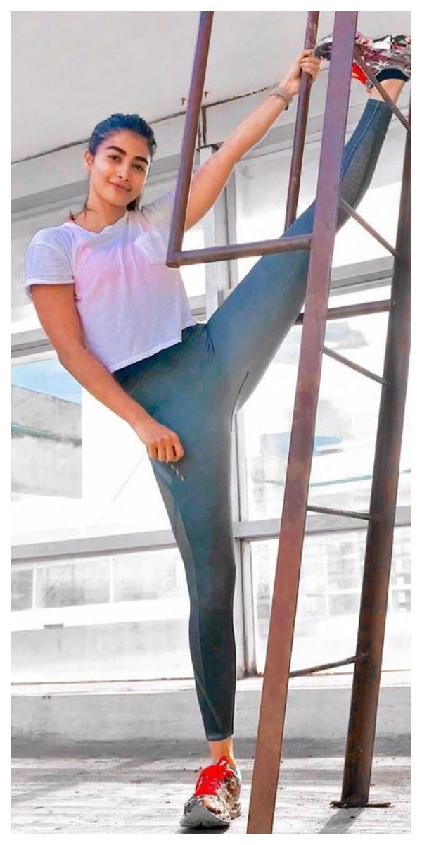 Yoga to Pilates: 5 photos of Pooja Hegde that show she is a total fitness freak