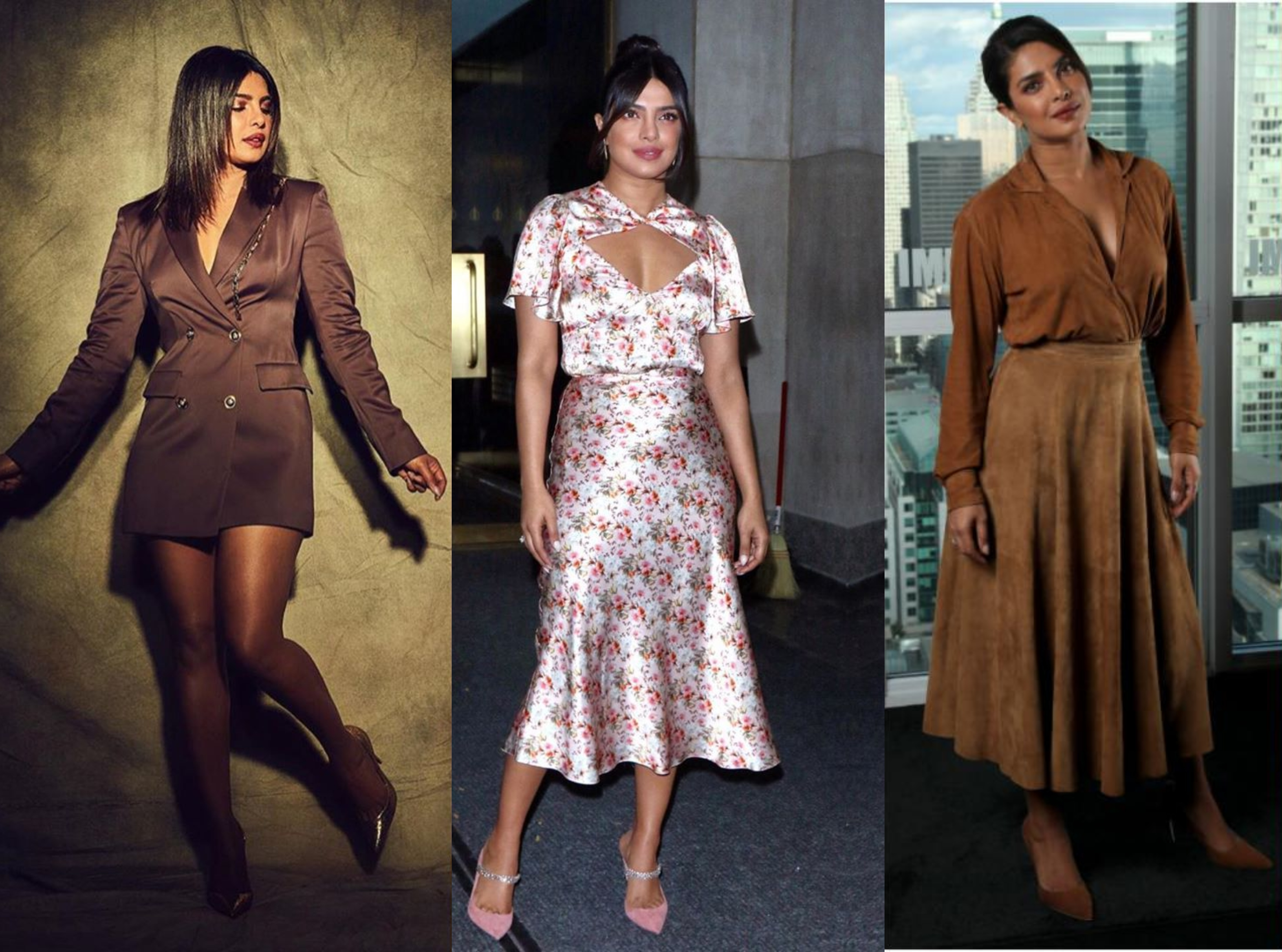 Priyanka Chopra Jonas has the most VERSATILE STYLE which everyone can carry off; Check it out