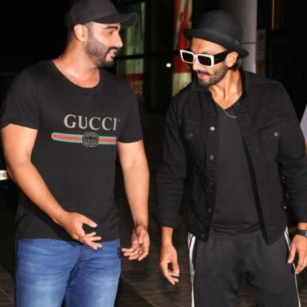 Ranveer Singh's EPIC comment on Arjun Kapoor's workout post proves his care for his bestie; Check it out