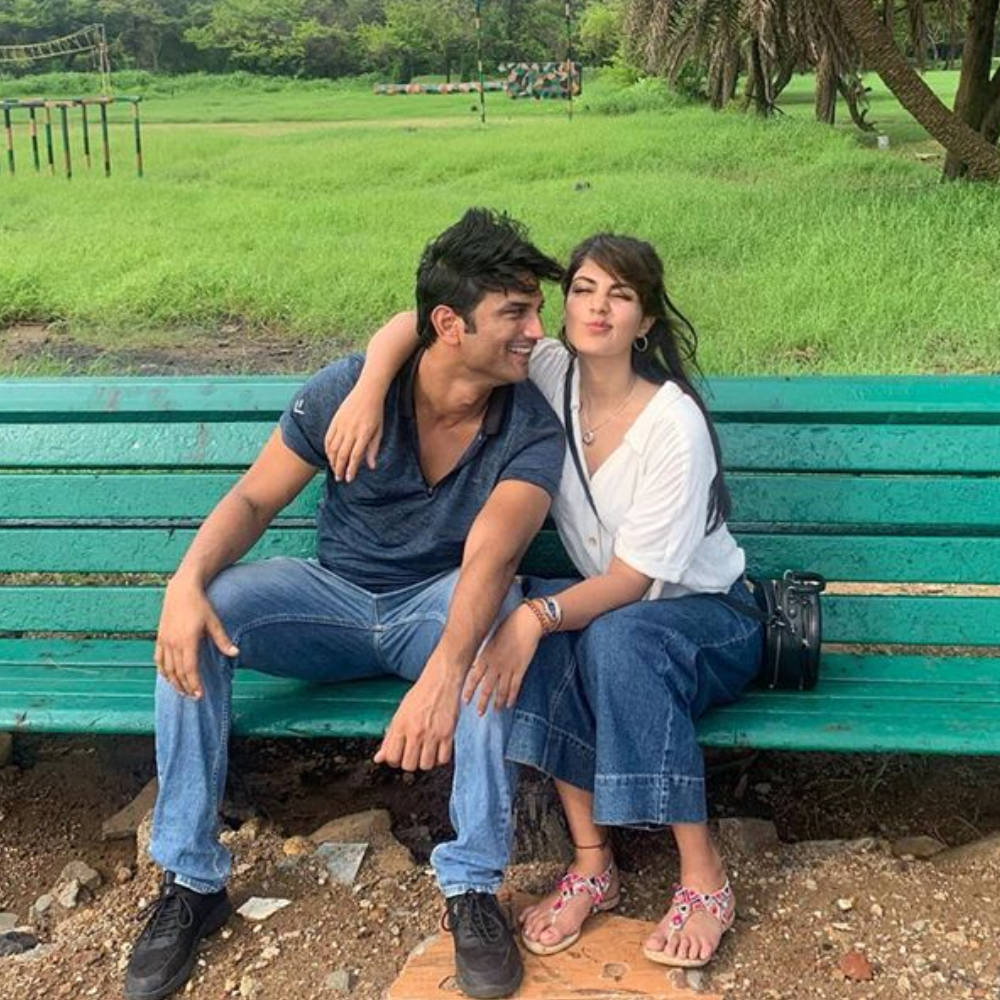 Rhea Chakraborty on her link up rumours with Sushant Singh Rajput: This isn't something I want to disclose yet