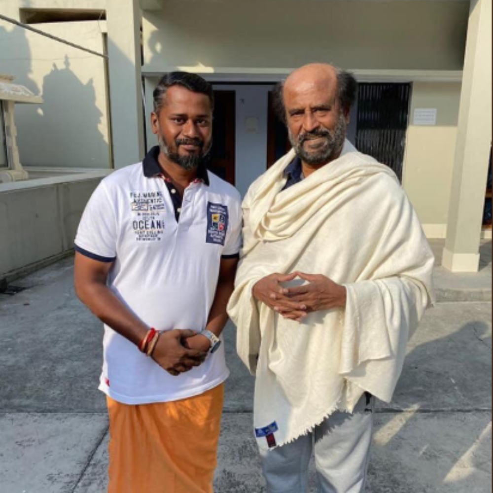 Rajinikanth goes on a spiritual trip to the Himalayas with daughter Aishwarya post Darbar shoot; View PICS