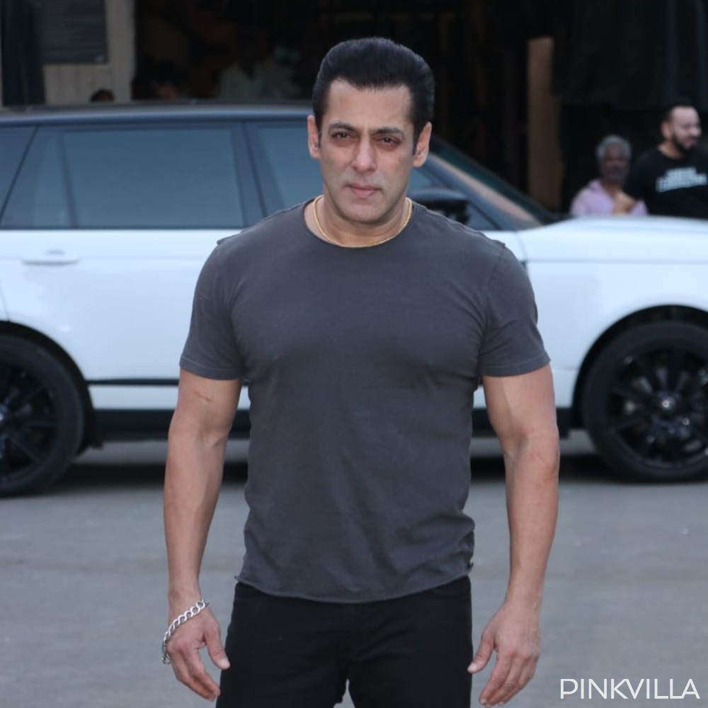 PHOTOS: Dabangg 3 actor Salman Khan kills it again with his charming look as he steps out in the city