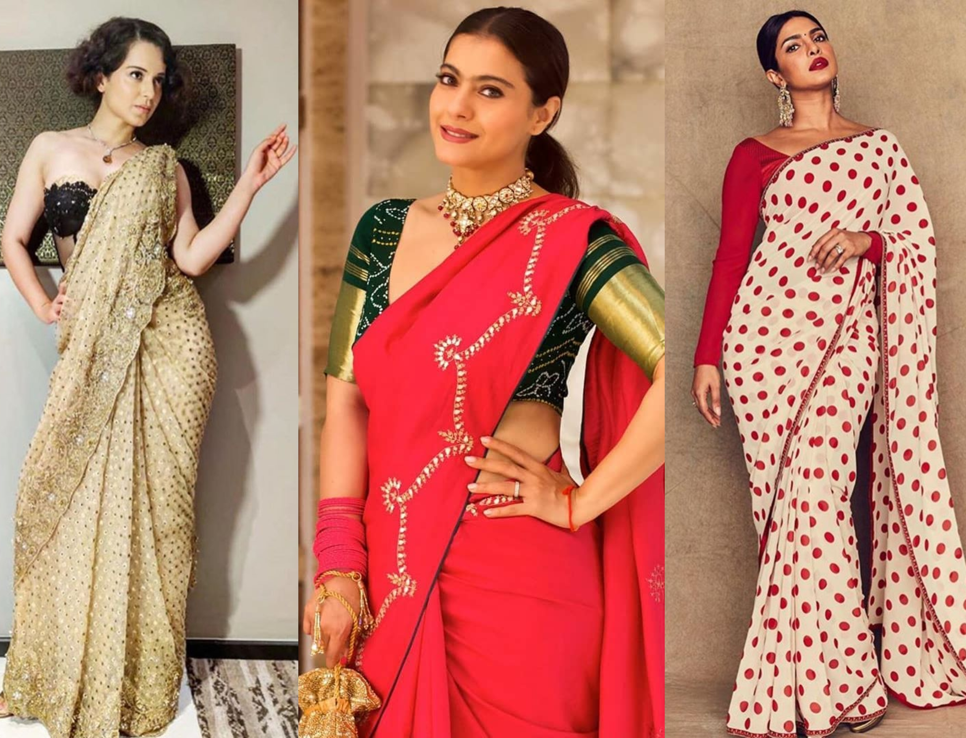 THESE saree blouses are a must have for every woman this season; Check it out
