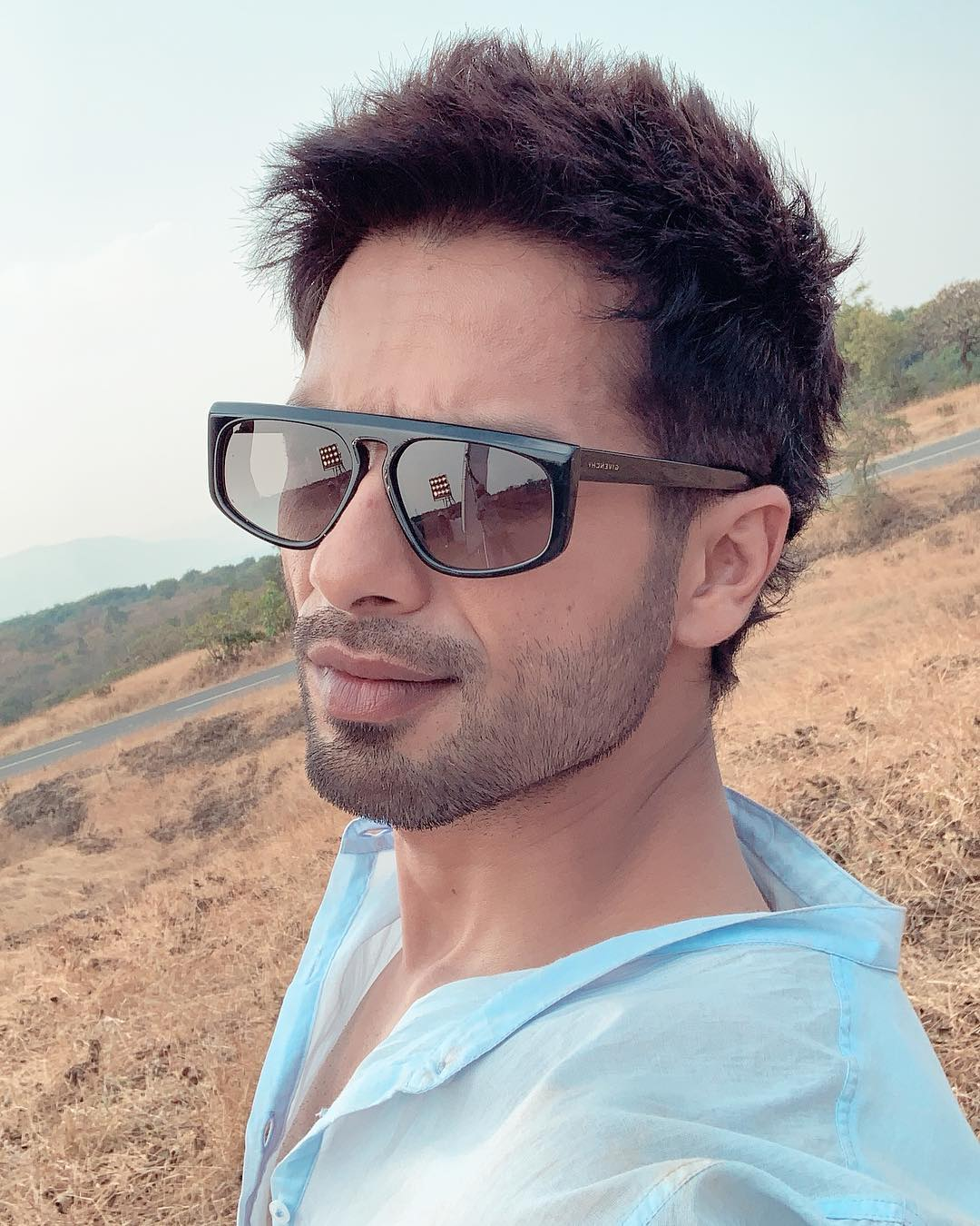 This Is Why Shahid Kapoor Had To Shower For Two Hours Before