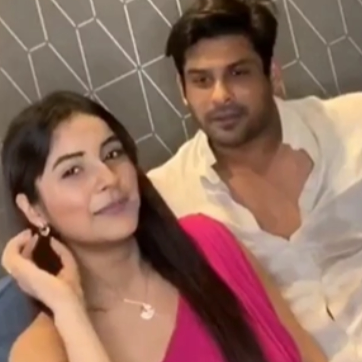Shehnaaz Gill 'slaps' Sidharth Shukla as they discuss about fights among their fans but there's a catch; WATCH