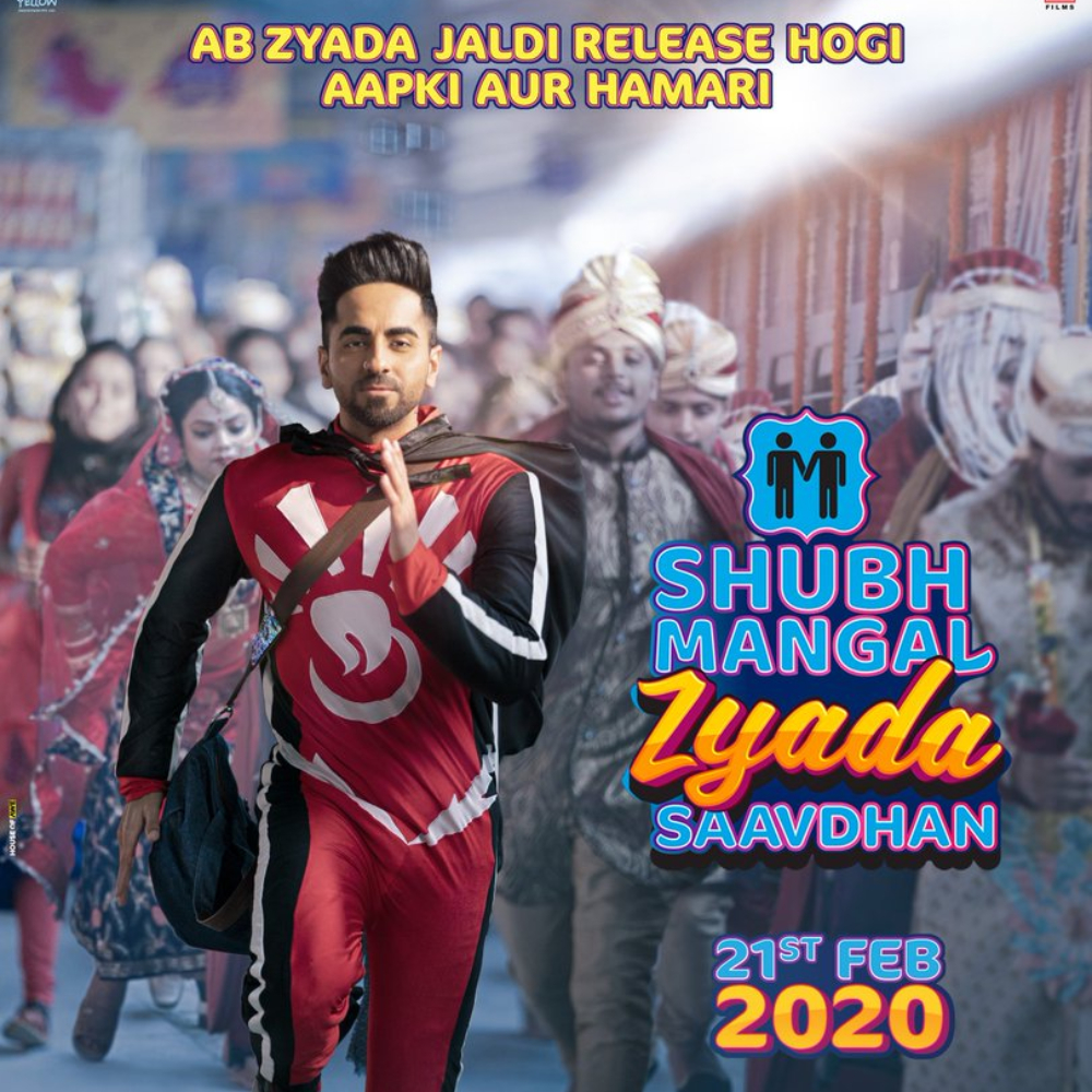 Shubh Mangal Zyada Saavdhan: Ayushmann Khurrana to shake a leg on the remake of THIS Honey Singh track
