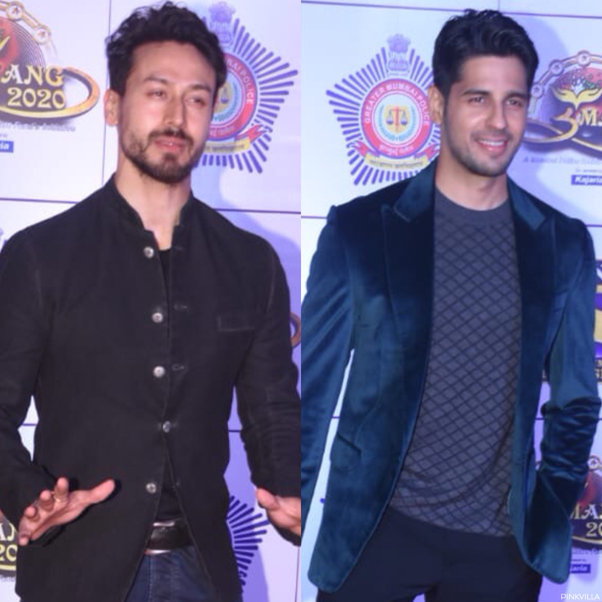 Umang 2020: Tiger Shroff, Sidharth Malhotra, Siddhant Chaturvedi and others arrive at the event