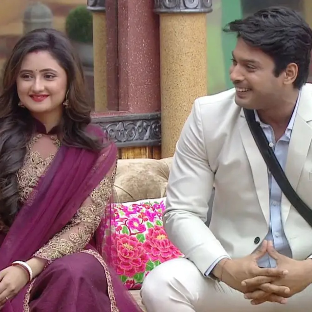Bigg Boss 13: Rashami Desai celebrates New Years by doing a pole dance; Grooves with Sidharth Shukla; WATCH