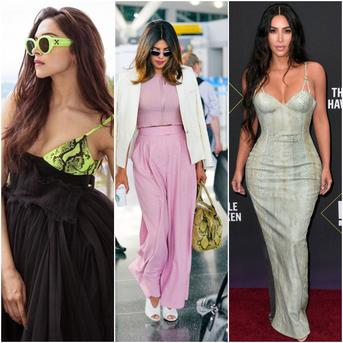 Deepika Padukone to Priyanka Chopra & Kim Kardashian: THIS is the trendiest print & you need to wear it NOW