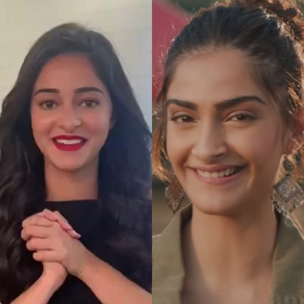 The Zoya Factor: Sonam K Ahuja shares an adorable video of Ananya Panday revealing her lucky charm; WATCH