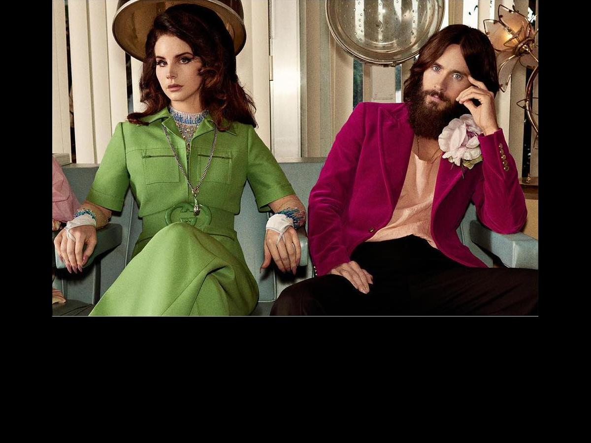 Lana Del Rey Joins Jared Leto And Courtney Love For Gucci Guilty Campaign Pinkvilla