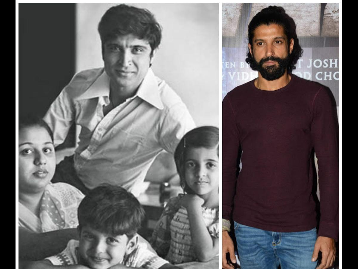 Flashback Friday: When Farhan Akhtar revealed how his parents' separation  affected him | PINKVILLA