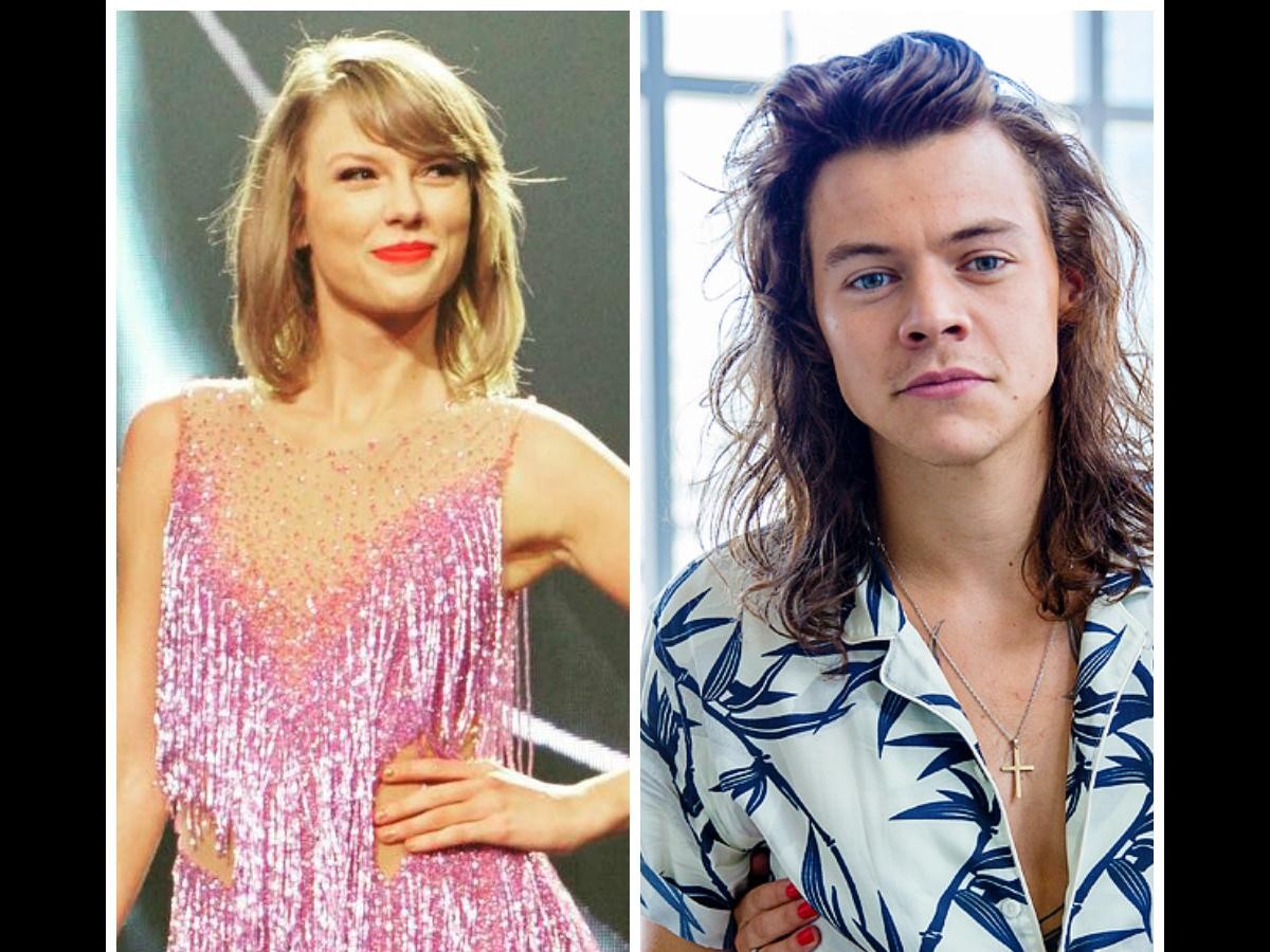 Harry Styles Finally Reveals If Taylor Swift S Songs Style And Out Of The Woods Were About Him Pinkvilla
