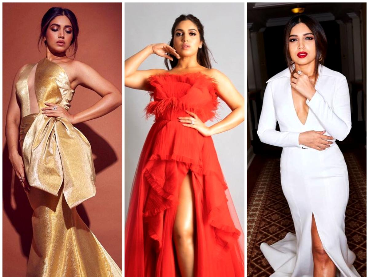5 Times Bhumi Pednekar in gowns showed us what luxe and elegance is all  about | PINKVILLA