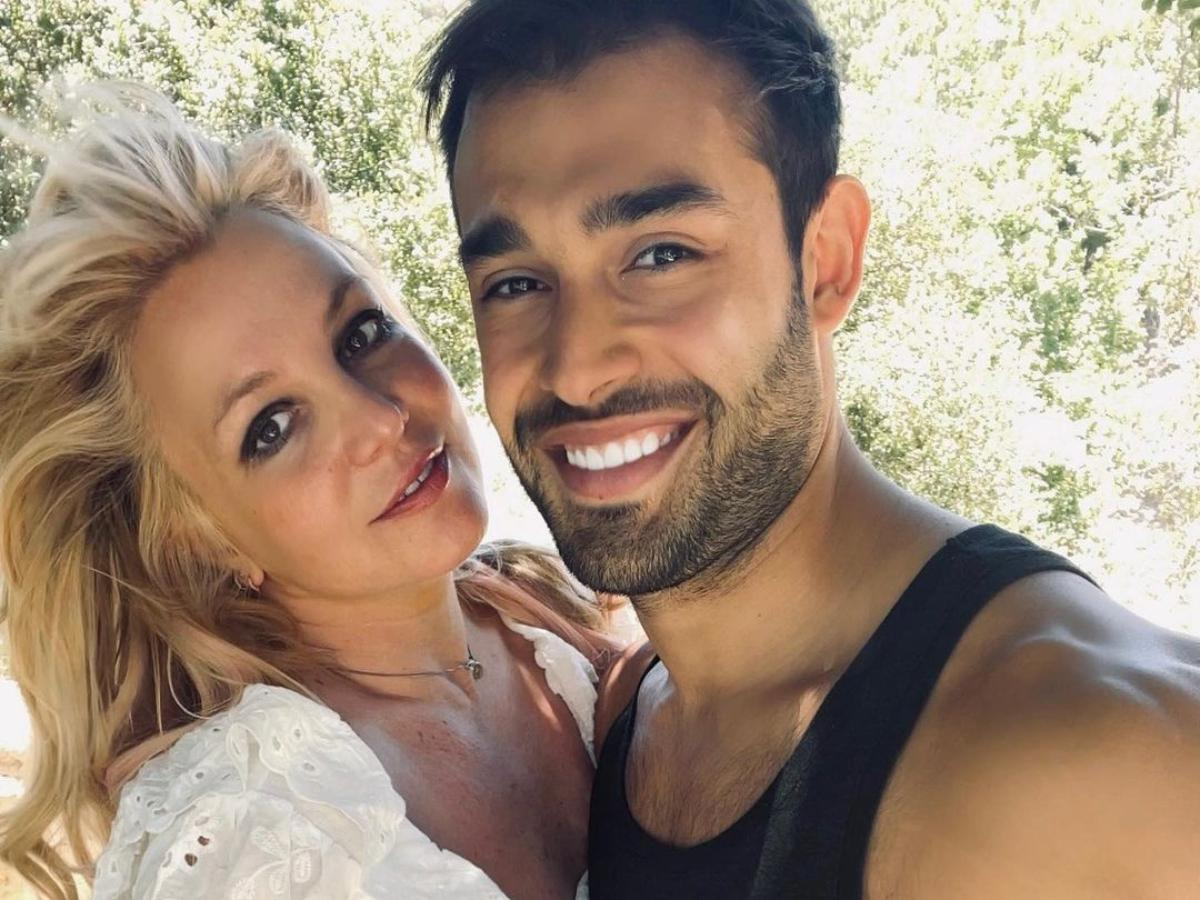 Britney Spears' boyfriend Sam Asghari has reportedly been her 'rock for  years' amid conservatorship | PINKVILLA