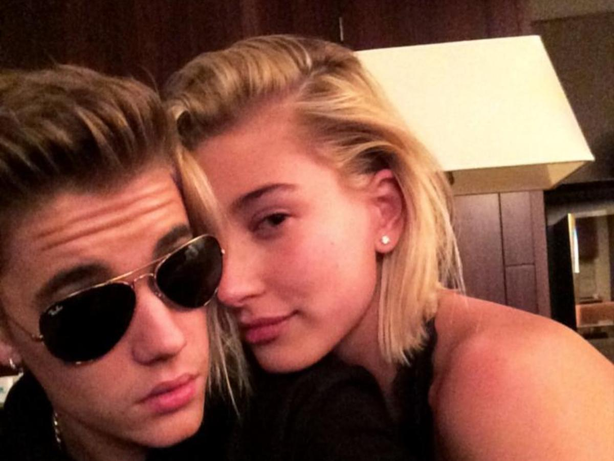 Hailey Baldwin shares a RARE picture taken with Justin Bieber in 2014 and  looks like they have not aged | PINKVILLA