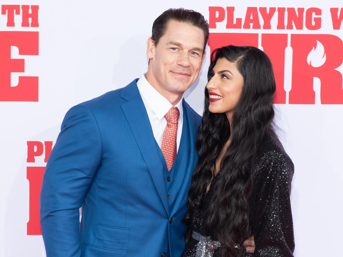 John Cena marries his girlfriend Shay Shariatzadeh in a private ceremony in Tampa, Florida | PINKVILLA