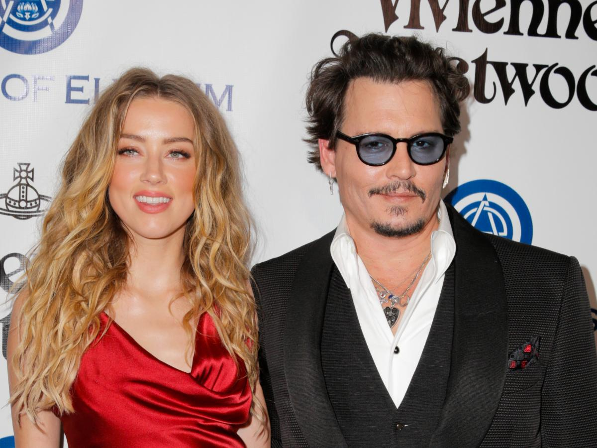 Johnny Depp SCORES a major victory over ex wife Amber Heard in ongoing legal battle | PINKVILLA